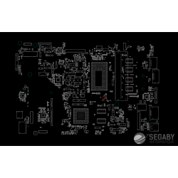 Asus X456UQK Boardview
