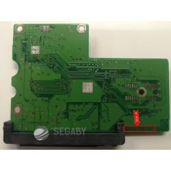PCB SEAGATE 100375503 REV B